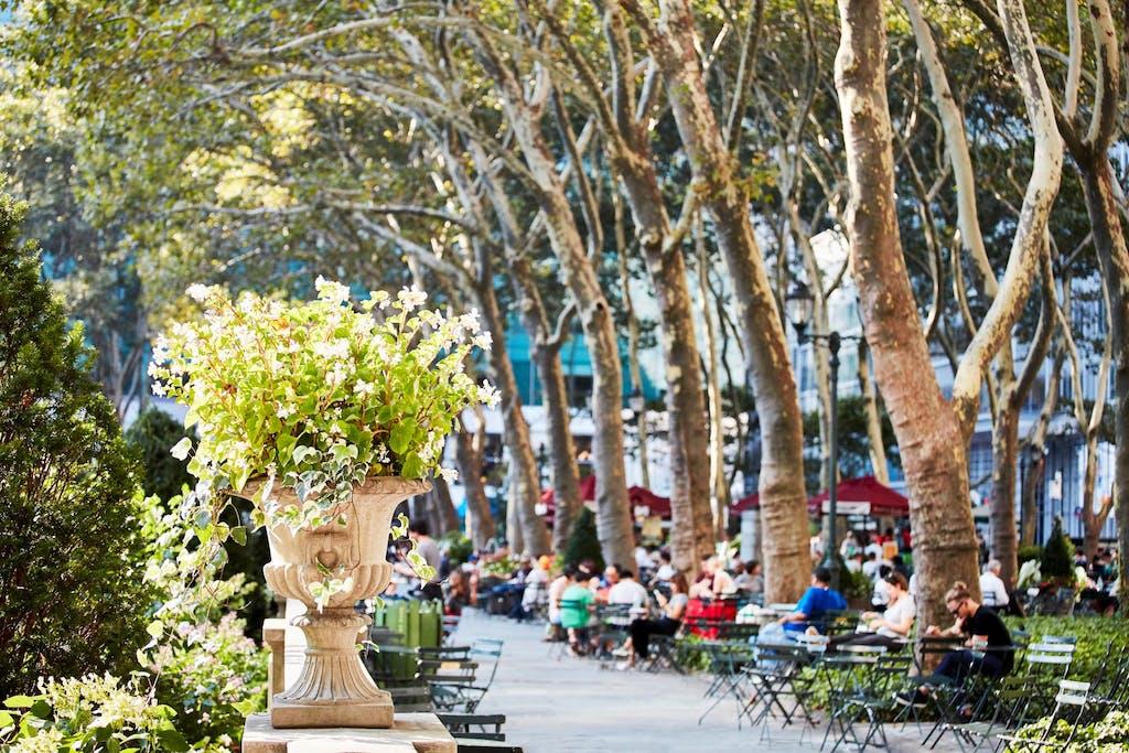 Bryant Park, Midtown Manhattan, New York City