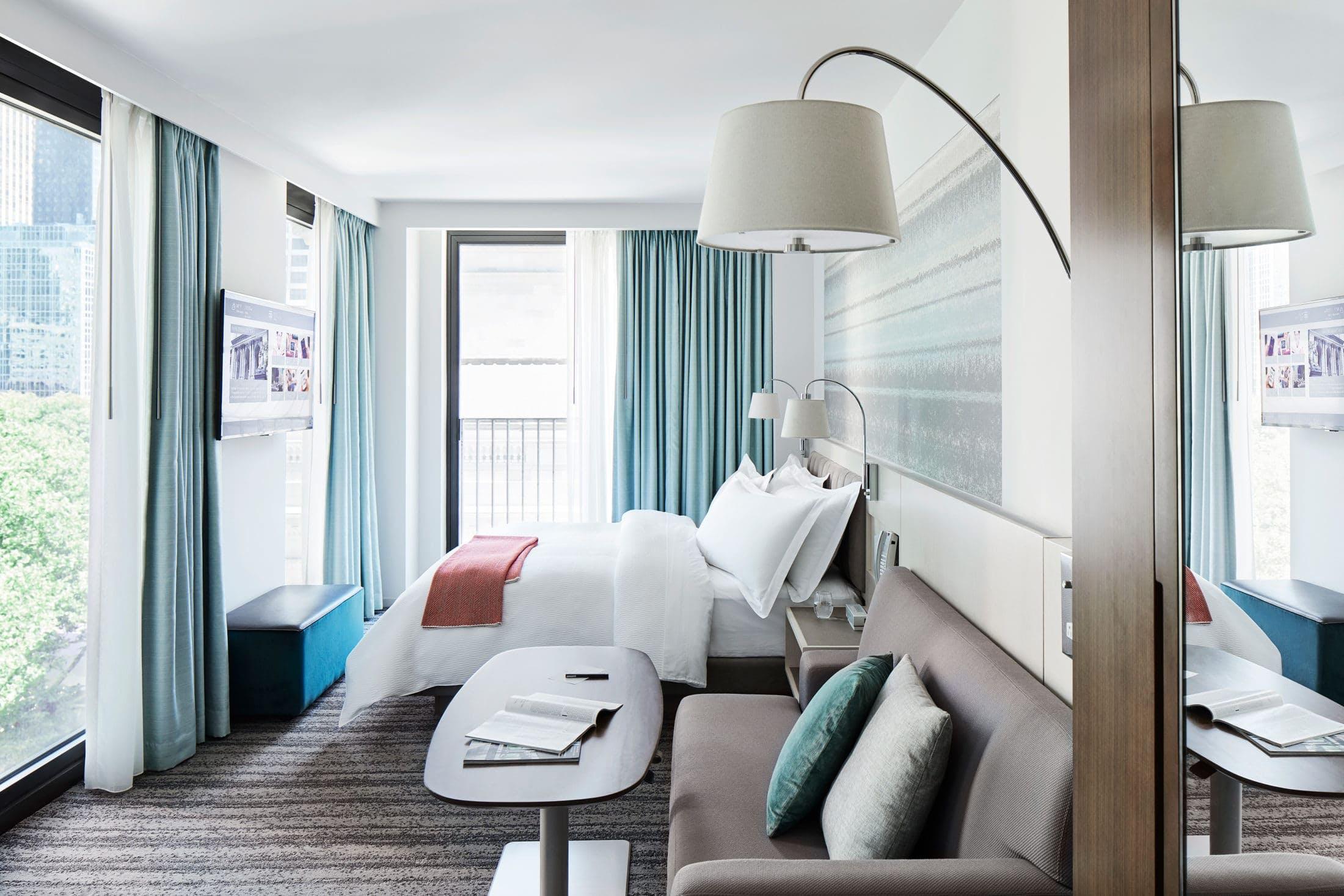 Modern Luxury Rooms