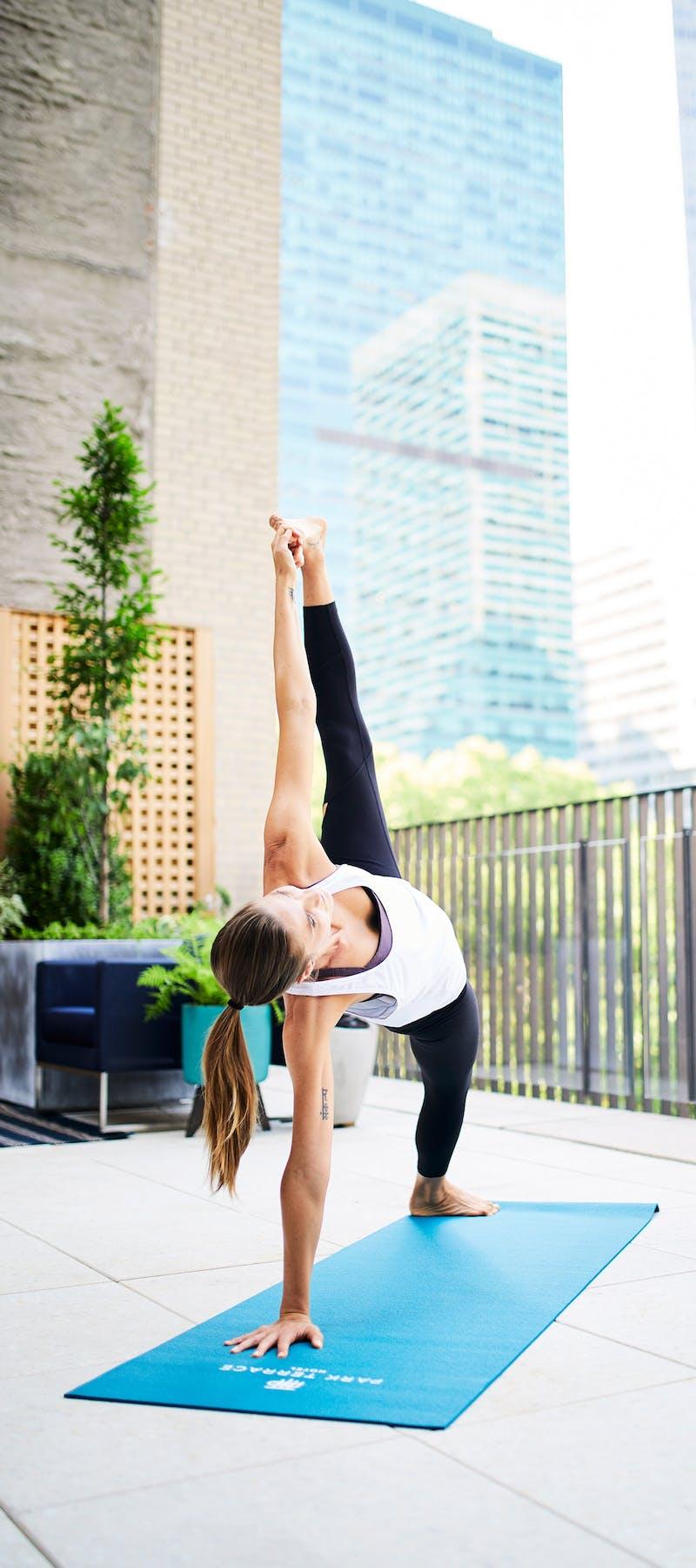 Yoga Park Terrace Hotel on Bryant Park