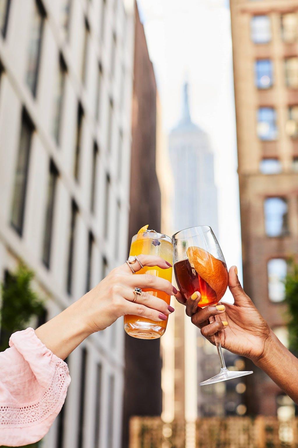 Rooftop Bar in Midtown